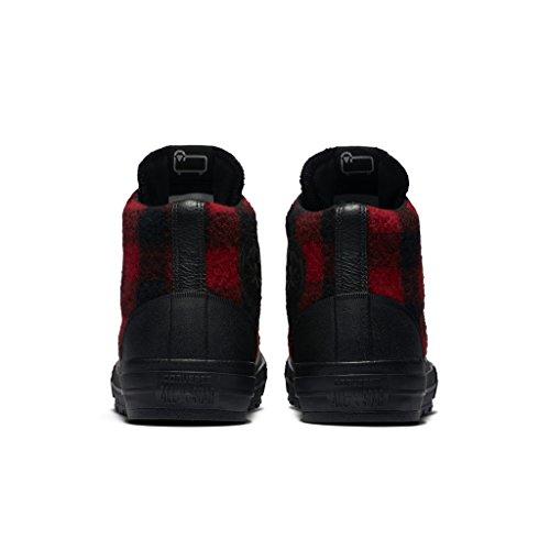 Converse X Woolrich Chuck Taylor All Star Via Della Città Escursionista Mens Fashion-scarpe Da Ginnastica Rosse