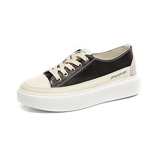 NGRDX&G Weibliche Schuhe Der Weiblichen Weißen Schuhe Der Schuhfrauen Beiläufige Schuhe Der Sportschuhefrauen