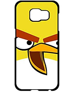 New Style Angry Birds Look Samsung Galaxy S6 Edge Case, Best Design Hard Shell Skin Protector Cover 6832878ZB608141952S6E April F. Hedgehog's Shop