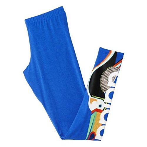 Adidas - Pantalons et Collants - Legging Linear - Lab Blue