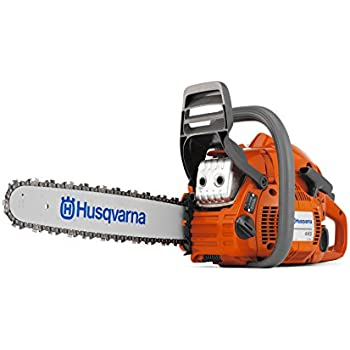 Husqvarna 966955336 445 Gas Chainsaw, 16-Inch