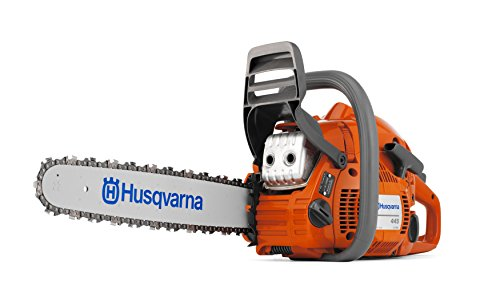 "Husqvarna 445 X-Torq Chainsaw w/ 16"" bar & chain NEW Gas Pow"