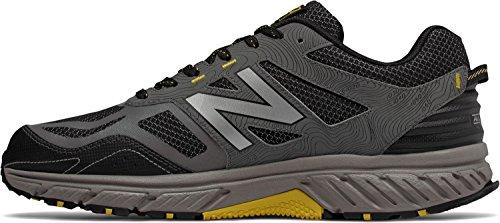 New Balance Men's 510v4 Cushioning Trail Running Shoe, Castlerock, 14 4E US