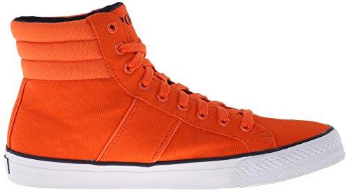 Polo Ralph Lauren Menns Bawtry Mote Sneaker Oransje