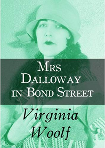 Image result for mrs dalloway in bond street book cover