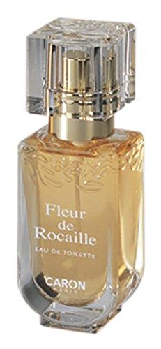 - CARON PARIS Fleur De Rocaille Eau de Toilette Spray, 1 Fl Oz
