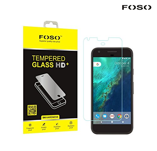 Google Pixel XL Tempered Glass 2.5D Curved edge by Foso