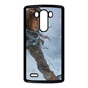 rise of the tomb raider concept art LG G3 Cell Phone Case Blackpxf005-3738984
