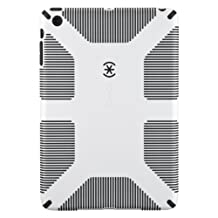 Speck Products CandyShell Grip Case for iPad mini, White/Black