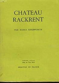 Château-Rackrent par Maria Edgeworth