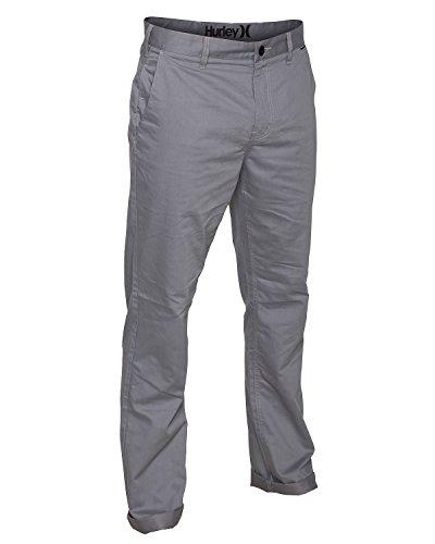 UPC 888274789223, Hurley Men's Dri-Fit Chino Pants Trouser, Cool Grey, 32