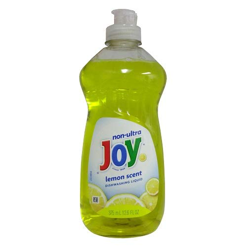New 825903 Joy Dish Liq 12.6Oz Lemon (12-Pack) Dish Liquid Cheap Wholesale Discount Bulk Cleaning Dish Liquid Fish Bowl