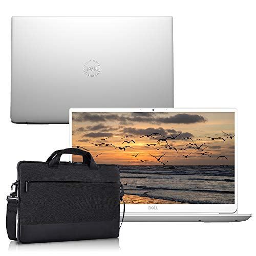 "Notebook Ultrafino Dell Inspiron 5490-A10CS 10ª Geração Intel Core i5 8GB 256GB SSD Full HD 14"" Windows 10 Prata + Capa"