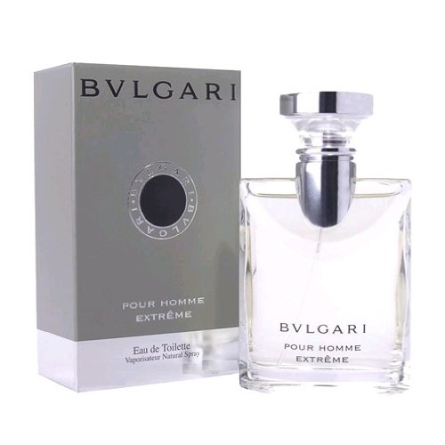 Bvlgari Men's Eau De Toilette Spray 3.4 - Extreme Catalina