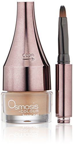 Osmosis Colour Brow Gel, Taupe, 0.14 oz
