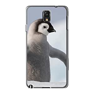 ZabrinaMcVeigh Samsung Galaxy Note 3 Excellent Hard Cell-phone Case Custom Fashion Baby Penguin Series [ilT9439EyAG]