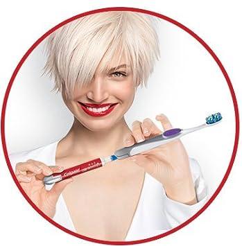 Amazon.com : Colgate Palmolive Kit Colgate Max White - The Optic White Toothbrush + Whitening Pen + Colgate Max White One Optic Toothpaste 75 Ml : Beauty