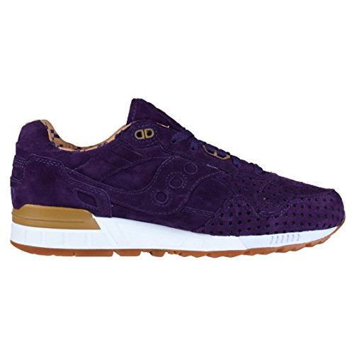 Saucony X Play Cloths Shadow 5000 Purple Hombres Sneakers S70119-6