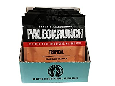 Steve's PaleoGoods Tropical PaleoKrunch Bar 1.5oz (case of 12)
