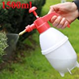 Pressure Watering Can - Water Spray Can - 1500ml Portable Pressure Watering Can Garden Plant PE Spray Bottle ( Watering Can Spray Bottle )