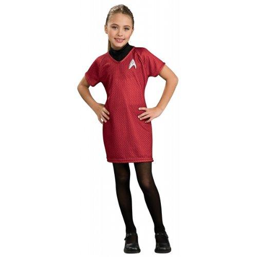 Uhura Costume Into Darkness (Star Trek into Darkness Deluxe Uhura Costume, Small)