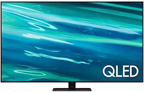 Samsung – 65″ Q80A QLED 4K Ultra HD HDR Smart TV [QN65Q80AAFXZC][Canada Version] (2021)