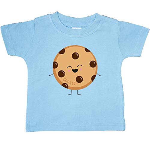inktastic - Cookie Costume Baby T-Shirt 12 Months Light Blue 31d11 ()