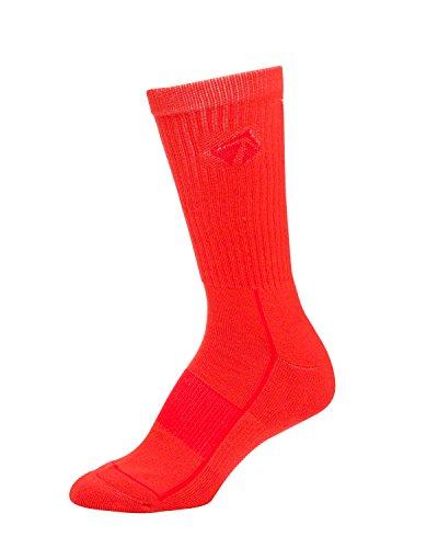 LIFT 23 Atacama Moisture Wicking Performance Socks, Comfort Compression Fit (X-Large, The - Diabetic Socks Children