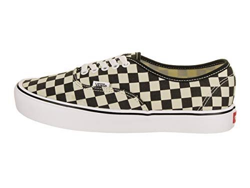 Checkerboard Lite 2018 Authentic Negro Black white Vans Fall zEwdTzxq
