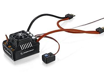 HobbyKing - Hobbywing EZRUN MAX5 200A Brushless ESC - DIY Maker