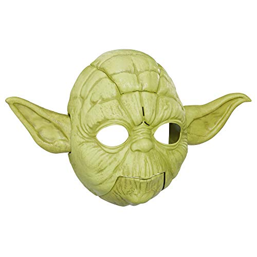 Star Wars Yoda Electronic Mask (Renewed) -