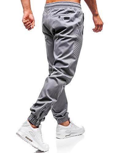 Cargo Homme 0952 Pantalon – Bolf Gris Mode Camo 6f6 Jogger FxtBnYPwq