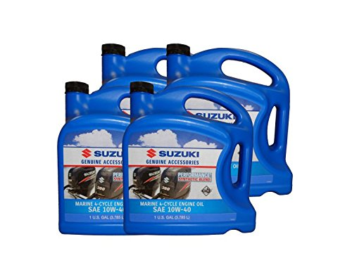 oem-suzuki-marine-outboard-synthetic-blend-4-cycle-engine-oil-10w-40-4-gallons