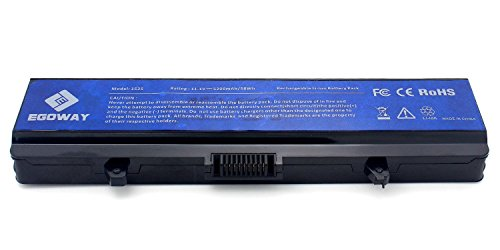 - Egoway Replacement Battery for Dell Inspiron 1440 1526 1525 1545 1546 1750