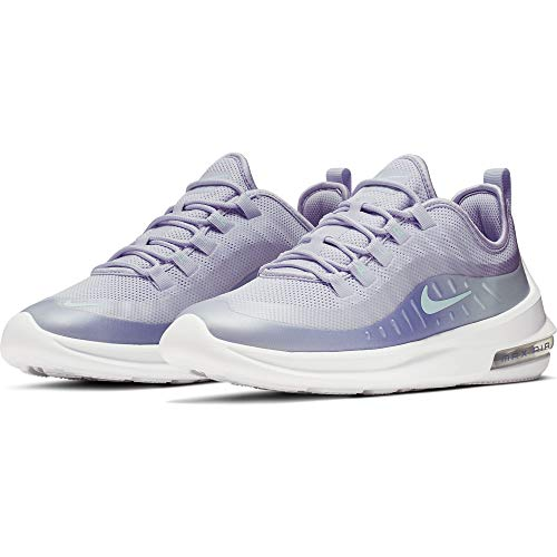 Nike Women's Air Max Axis Premium Running Shoe Oxygen Purple/Teal Tint/Sapphire Size 9.5 M US (Best Looking Nike Air Max)