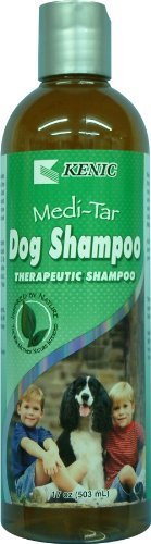 Kenic Medi-Tar Tar Aloe Shampoo 17oz, My Pet Supplies
