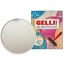 Gelli Arts Gel Printing Plate 8Inch Round