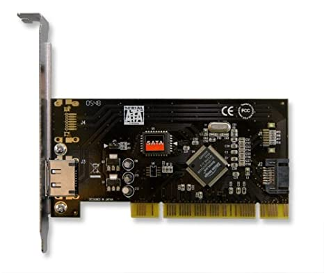 Syba SD-PCI15039 2-Serial Port PCI Controller Card with WCH351 Chipset