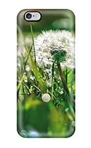 Hot Tpye Dandelion Nature Flower Case Cover For Iphone 6 Plus