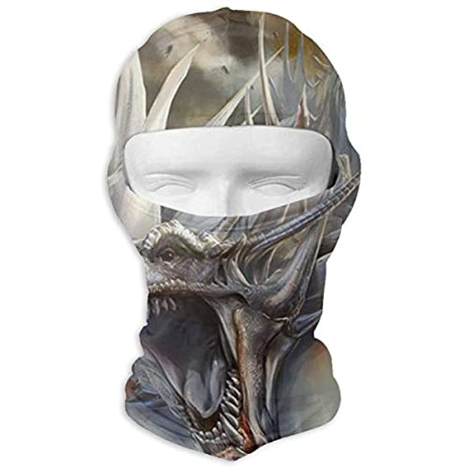For And Tactical Magic Mask Dragon Face Head Women Hood Proof White Full Men Dust Evil Winter