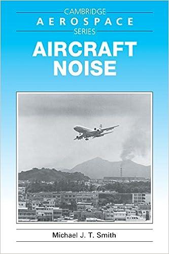 Aircraft Noise (Cambridge Aerospace Series)