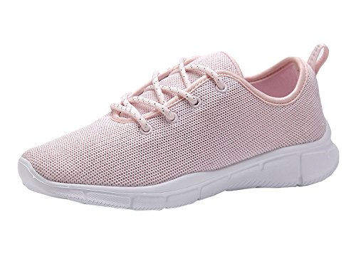HQUEC Women's Lightweight Fashion Sneakers Casual Athletic Walking Running Sport Shoes
