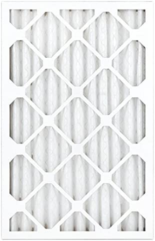Allergy 6-Pack Made in the USA AIRx Filters 16x25x2 Air Filter MERV 11 Pleated HVAC AC Furnace Air Filter