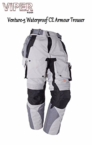 Motorcycle Motorbike Over Trousers Biker CE Approved Protective Armour Pants