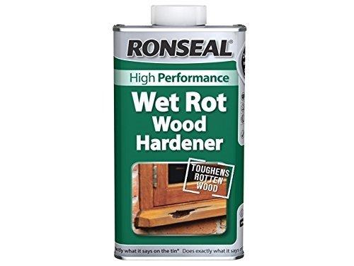 Ronseal Wet Rot Wood Hardener, 500ml