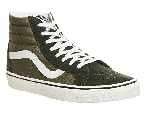 Vans Herren Sneakers / Skateschuhe SK8-HI JUH (2 tone) duffel bag/burnt