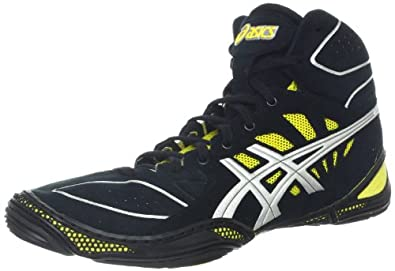 Amazon.com | ASICS Men's Dan Gable Ultimate 3 Wrestling Shoe ...