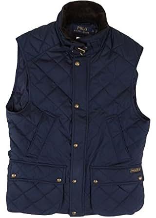 Polo Ralph Lauren Men's Quilted Insulated Winter Vest (XXL
