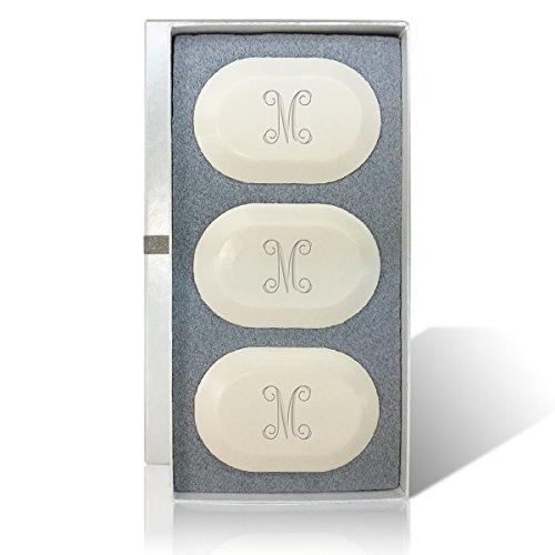 Personalized Eco-Luxury Soap - Trio