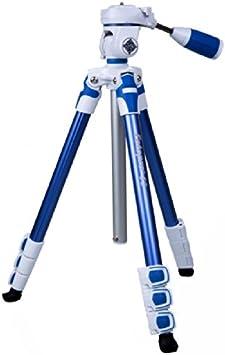 FOTOPRO S3 SOCIAL MEDIA TRIPOD BLUE COLOUR Complete Tripod Units